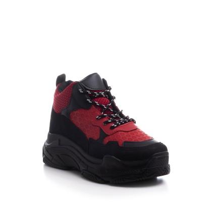 Αθλητικά Παπούτσια Tonny Black BLS.KRM1