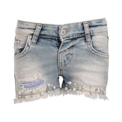 Παντελόνι-Κοντό για Κορίτσι 2-6 Ετών