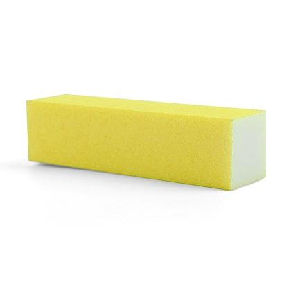 Block Buffer Νυχιών με 4 Επιφάνειες (10217) Κίτρινο