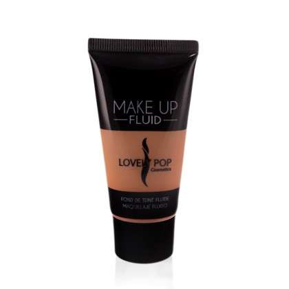 Lovely Pop Make Up Fluid (10393) Νο 08