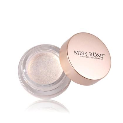 MISS ROSE Κρεμώδης Σκιά με Glitter (11188) #Μ10