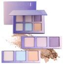 MISS ROSE Παλέτα 6 Χρωμάτων Shimmer Σκιές Ματιών (11202) #Ν1
