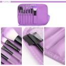 7 Πινέλα Μακιγιάζ με Θήκη σε διάφορα χρώματα Beautyware (10529)