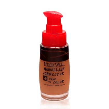 Leticia Well Υγρό Make Up Foundation 30ml (10385) No 44