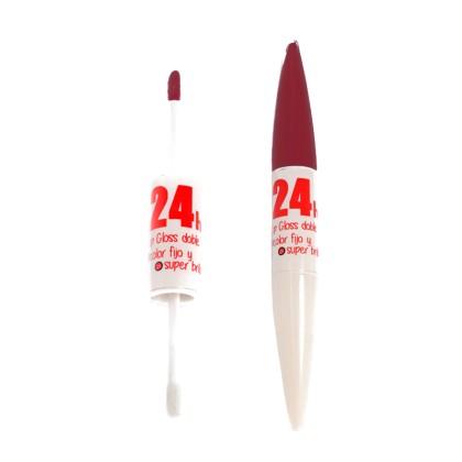 Leticia Well 24Η Ματ Κραγιόν και Lip Gloss (10406) Νο 24
