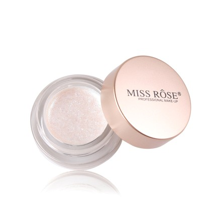 MISS ROSE Κρεμώδης Σκιά με Glitter (11188) #Μ7