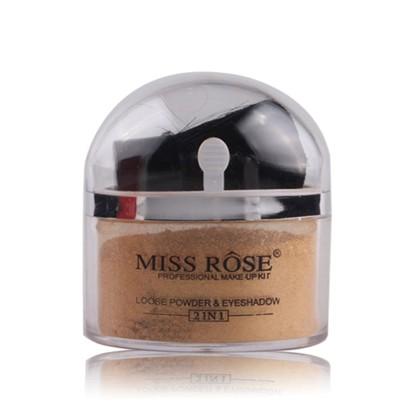 MISS ROSE 2 σε 1 Highlighter και Σκιά ματιών (11181) Gold MA