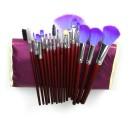 16 Πινέλα Μακιγιάζ Beautyware από Φυσική Τρίχα (11038)