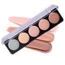 MISS ROSE 5 Χρωμάτων Παλέτα Concealer  (11194)