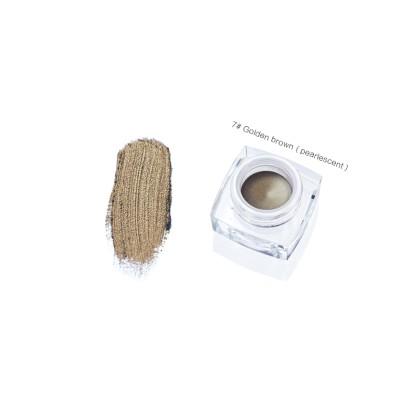 Eyeliner σε Gel (10590) Golden brown (pearlescent)-07