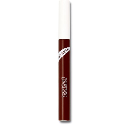 KISS BEAR Non-Stick Lip Gloss (11308) #LF12