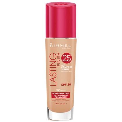 Rimmel London Lasting Finish 25hr SPF20 Makeup 300 Sand 30ml