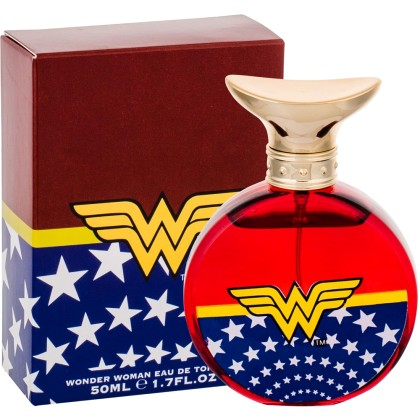 Dc Comics Wonder Woman Eau de Toilette 50ml