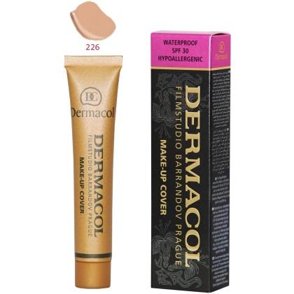 Dermacol Make-Up Cover SPF30 Makeup 226 30gr