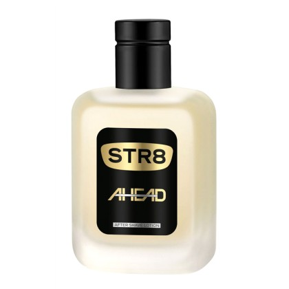 Str8 Ahead Aftershave Water 100ml