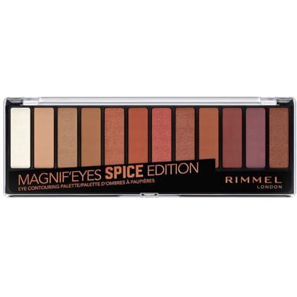Rimmel London Magnif Eyes Contouring Palette Eye Shadow 005 Spic