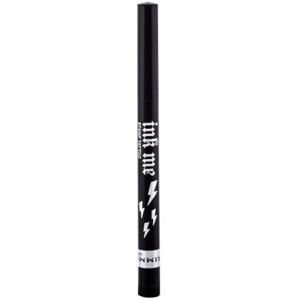 Rimmel London Ink Me Stamp Tattoo Eye Line 007 Black/Bolt 0,8ml