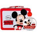 Disney Mickey Mouse Eau de Toilette 100ml Combo: Edt 100 Ml + Ca