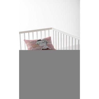 Σετ κουβερλί bebe (120Χ160) BALLET, ANNA RISKA