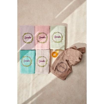 Σετ πετσέτες 3 τεμ. LAURA  MOON, PALAMAIKI