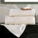 Σετ πετσέτες 3 τεμ. ISABELLA CREAM, SB HOME
