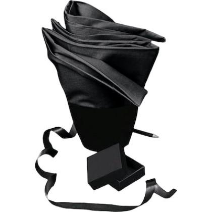 Σεντόνι μεμονωμένο μονό (170X260) URBAN BLACK, MELINEN