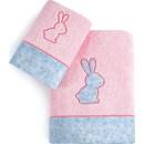 Σετ βρεφικές πετσέτες 2 τεμ. BUNNITO, KENTIA