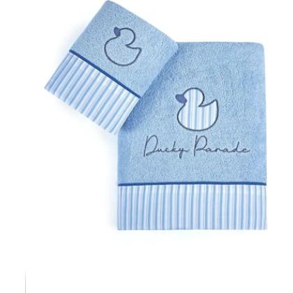 Σετ βρεφικές πετσέτες 2 τεμ. DUCKY, KENTIA