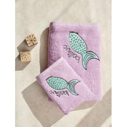 Σετ πετσέτες παιδικές 2 τεμ. BELIEVE, PALAMAIKI