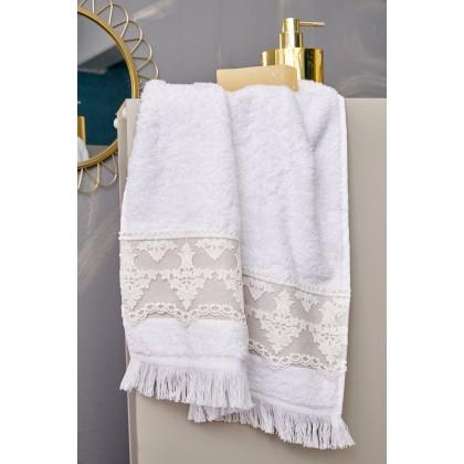 Σετ πετσέτες νυφικές 3 τεμ. HELENA, PALAMAIKI