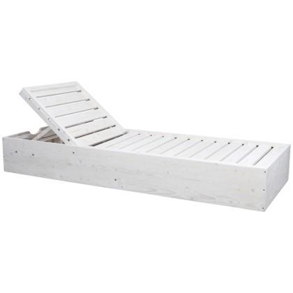 Ξαπλώστρα ξύλινη (212X79X28.5) AVG254, AVANT GARDE