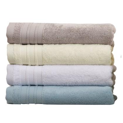 Πετσέτα χεριών (30Χ50) SOFT COLLECTION WHITE, ANNA RISKA (Λευκό,