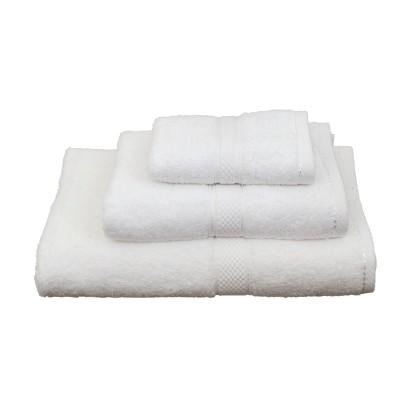 Πετσέτα προσώπου CLASSIC WHITE (50X100), VIOPROS