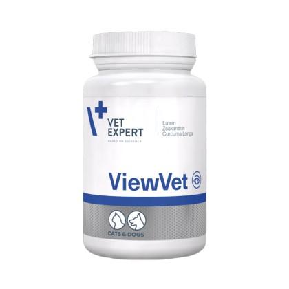 VetExpert ViewVet Συμπλήρωμα Διατροφής για Μάτια 45 Κάψουλες