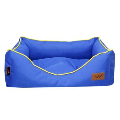 Καναπές Αδιάβροχος Colorista Oxford PVC με Μαξιλάρι Μπλε No2: