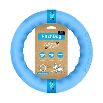 PitchDog - Fetch Ring 30 cm Μπλε