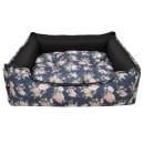 Καναπές Σχέδιο Τριαντάφυλλα με Μαξιλάρι No1: 32x37x19 cm