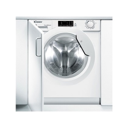 Πλυντήριο-Στεγνωτήριο Ρούχων Εντοιχιζόμενο Candy CBWD8514D-S 8kg