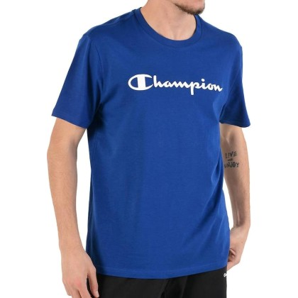 CHAMPION CREWNECK T-SHIRT (212687-BS025)
